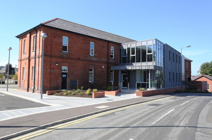 £1.6m refurbishment opened in Ebrington