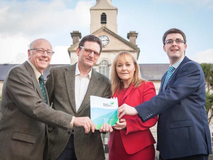 McIlveen boost to rural businesses in Ards & North Down