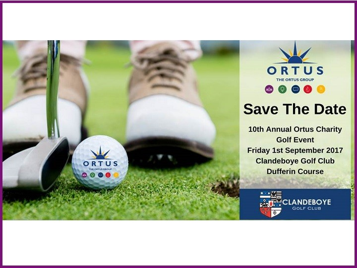 10th Annual Ortus Charity Golf Event