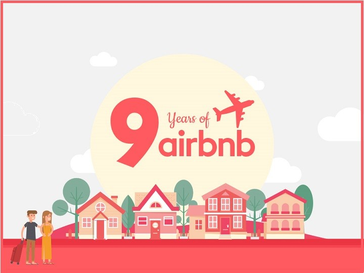 Airbnb - A $30 Billion Company In 9 Years