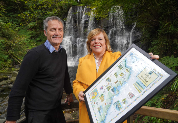 Glens Coastal Tourism Initiative Creates 58 New Jobs