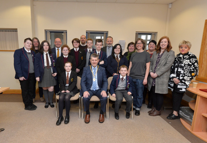 Green Tech Project Showcased by Local Schools