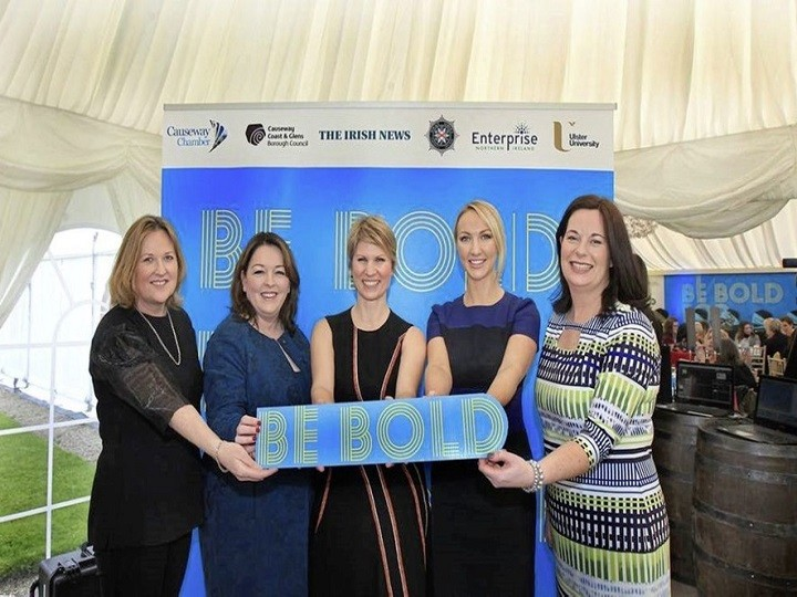 Women in Business Bold For Change in Limavady