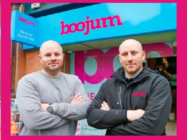 Boojum Brothers Cooking Up Success