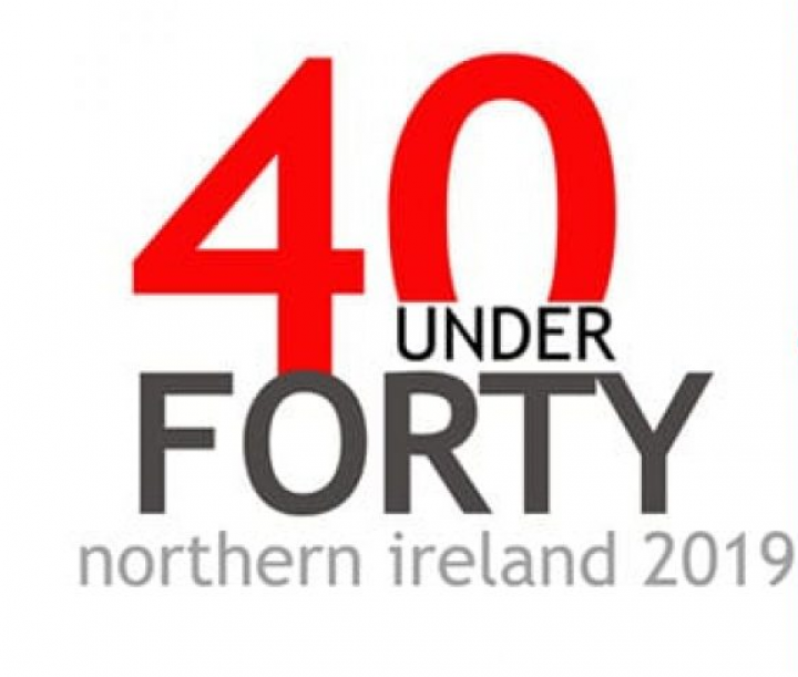 Two Up For Northern Ireland 40under40 2019