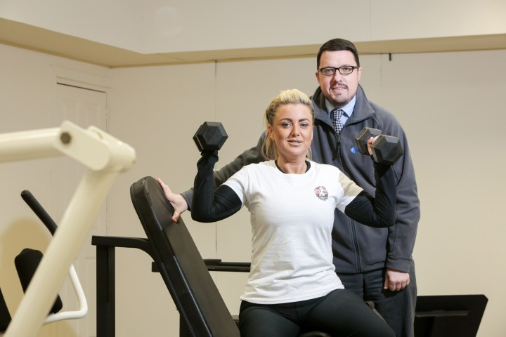 Carrick Personal Trainer launches female only fitness studio