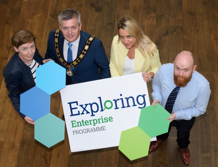 Exploring Enterprise Programme Launched in Antrim & Newtownabbey