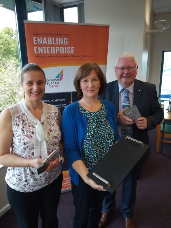 Ballymena Business Centre Start Up Support