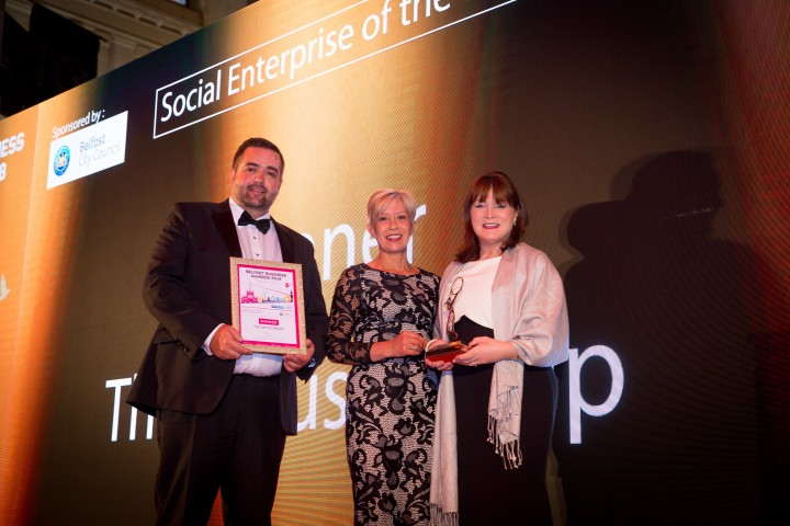 The Ortus Group - Belfast Social Enterprise of the Year 2018