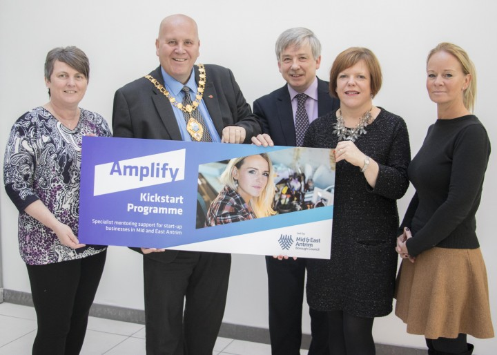 Mid and East Antrim Borough Council Kickstart Programme