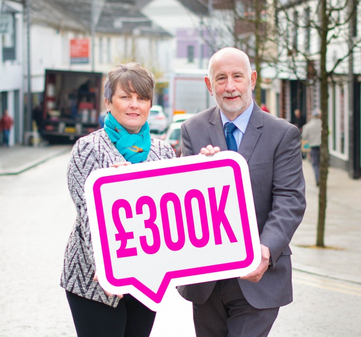 £300k Boost for Ballymena
