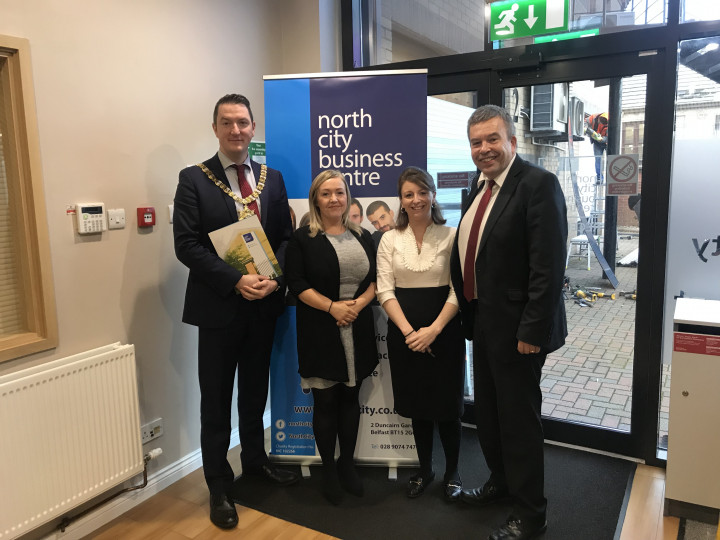 North City hosts Lord Mayor