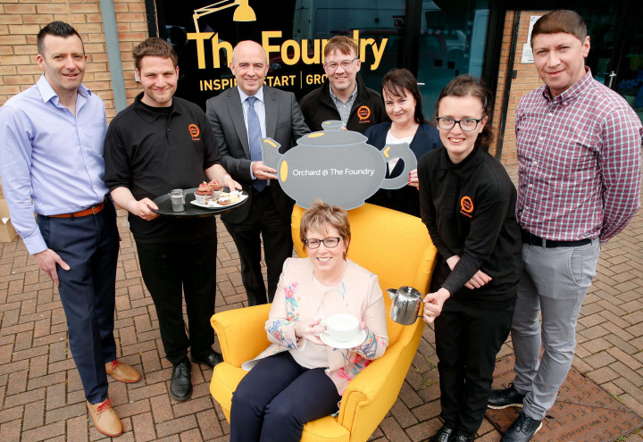 New café in East Belfast to provide opportunities for marginalised youth