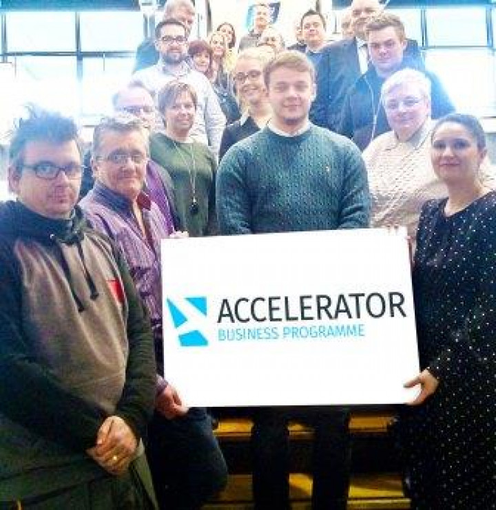 Accelerator Programme underway at CIDO