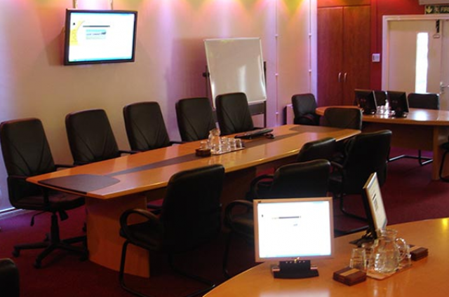 Conference room Dungannon Enterprise