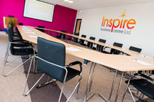 Meeting room Inspire Business Centre